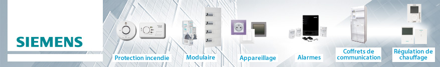 Radiateurs électriques Siemens