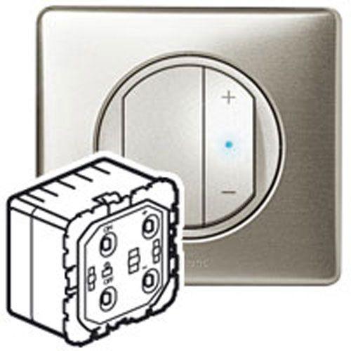 Interrupteur variateur Céliane Legrand 600W