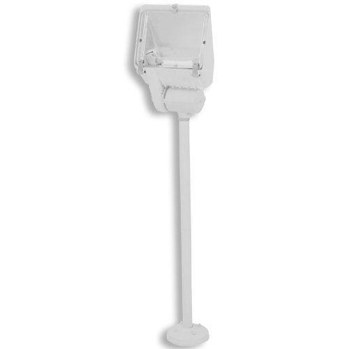 Projecteur halogène casquette blanc 150W