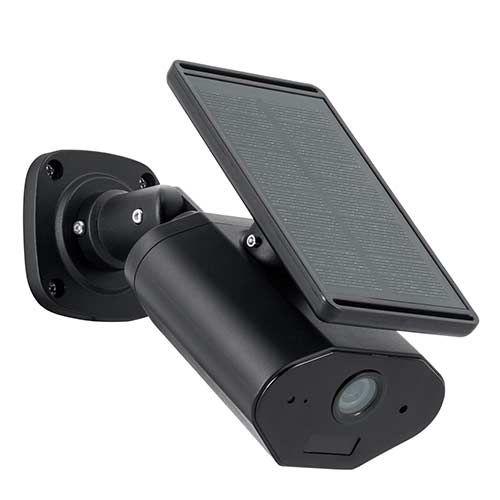 BATILEC Caméra extérieure solaire HD avec Wifi
