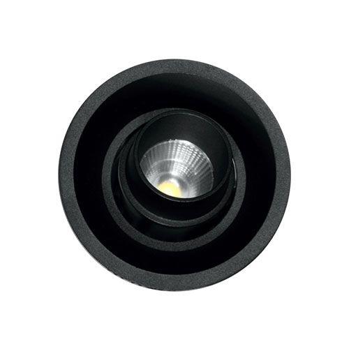 Spot LED BENEITO FAURE encastrable et orientable Tao 10W 800lm 4000°K noir