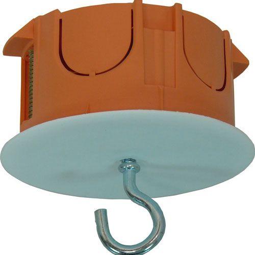 CAPRI Capriclips Boîte luminaires pour cloison sèche Point de centre D67 profondeur 40