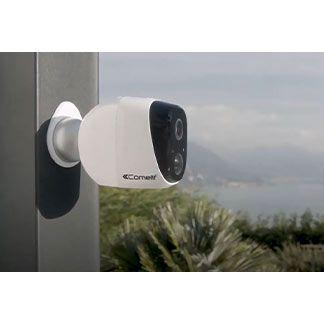 Caméra Comelit pour la surveillance de vos extérieurs