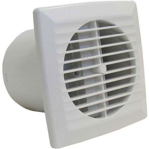 DMO Extracteur ventilateur standard avec clapet anti-retour 90m³