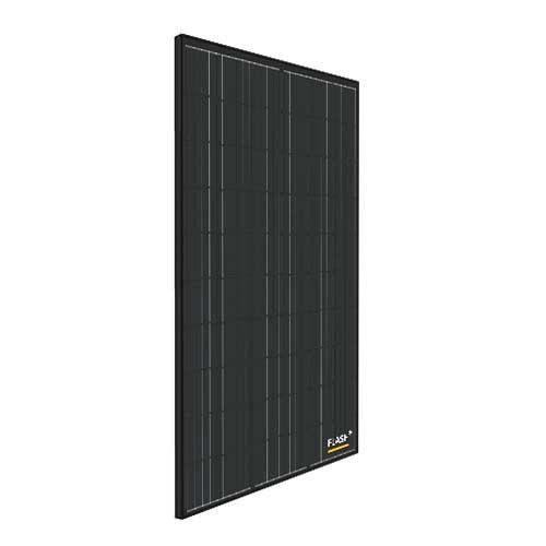 DUALSUN Flash panneau solaire monocristallin 300Wc noir - FLASH-300M-60-BL