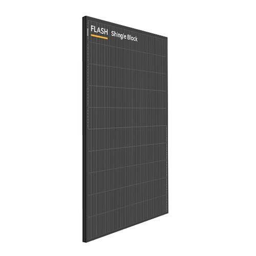 DUALSUN Flash panneau solaire monocristallin 375Wc noir - FLASH-375M-72-BL