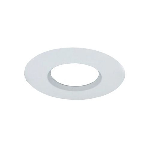 GAP LIGHTING Collerette ronde pour spot encastrable DLX10 blanc