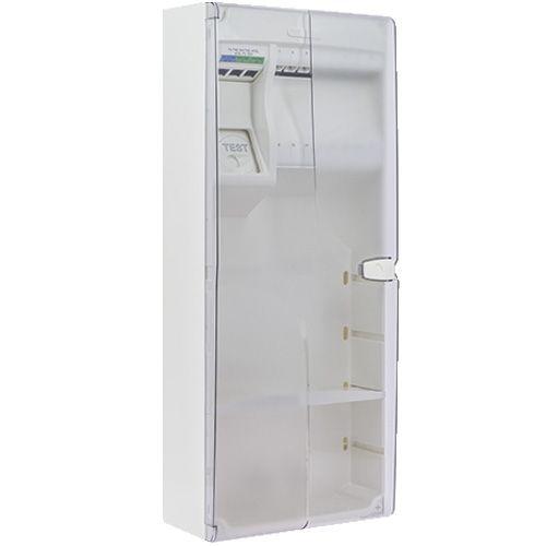 IKEPE Coffret de communication Grade 1 avec emplacement box - 8RJ45
