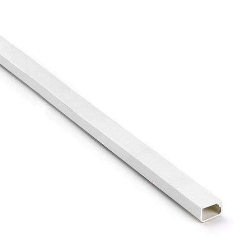 NOFIX Moulure électrique adhésive 12x7mm L1,16m blanche