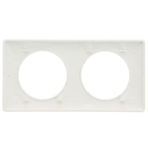 LEGRAND Céliane Plaque Memories double yesterday Blanc - 066632