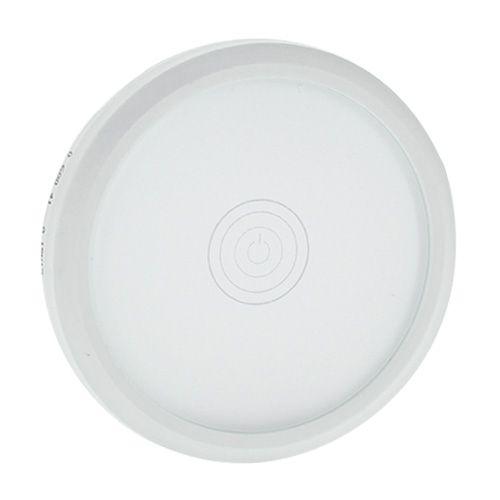 LEGRAND Céliane Enjoliveur commande tactile Verre Kaolin / Blanc
