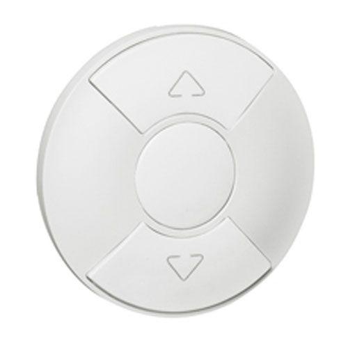 LEGRAND Céliane Enjoliveur blanc interrupteur volets roulants / stores