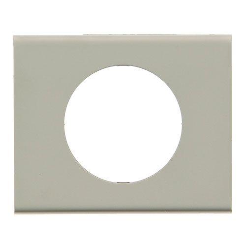 LEGRAND Céliane Plaque - Métal - 1 poste Nickel Velours