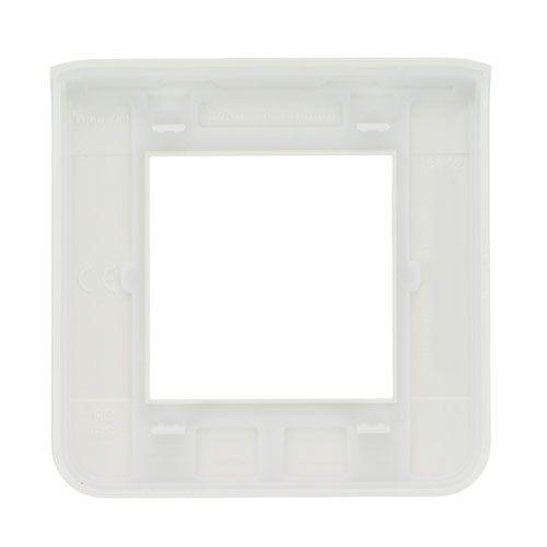 LEGRAND Mosaic Plaque simple blanche