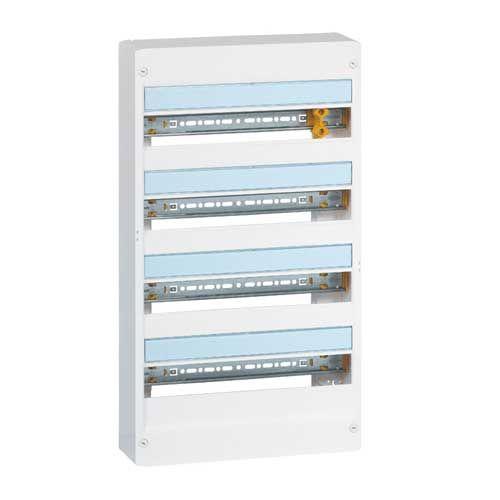 LEGRAND Drivia Tableau électrique 18 modules nu 4 rangées
