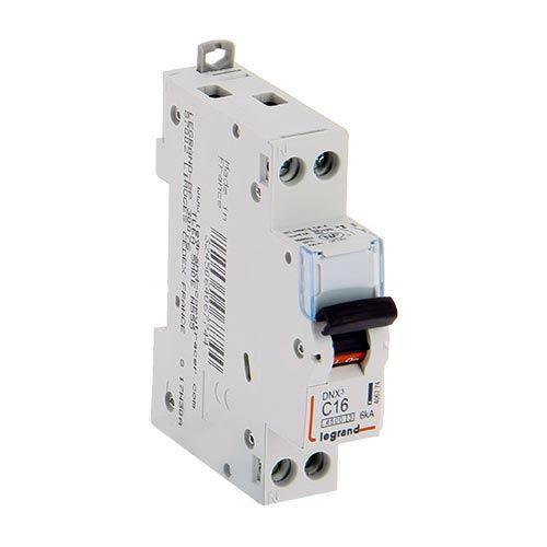 LEGRAND DNX3  Disjoncteur électrique Uni + neutre 16A