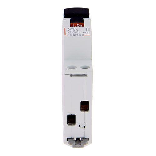 LEGRAND Disjoncteur électrique  32A Uni + neutre DNX3  courbe c
