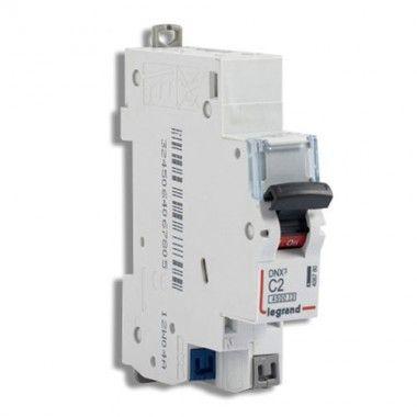 LEGRAND Disjoncteur électrique DNX3 bornes AUTO 2A