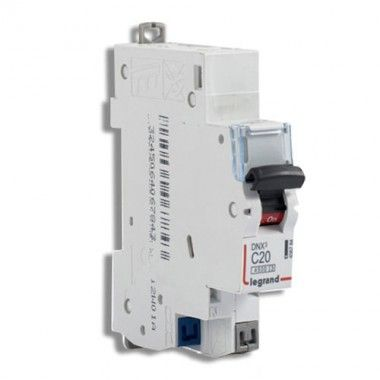 LEGRAND Disjoncteur électrique DNX3 bornes AUTO 20A