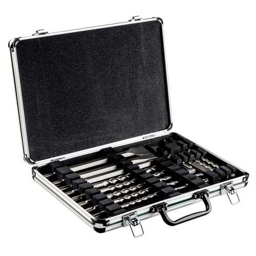 METABO Coffret de 17 burins et forets béton SDS-PLUS SP - 628414000