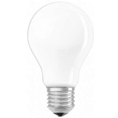 OSRAM Ampoule LED en verre dépoli E27 230V 8,5W 1055lm dimmable standard