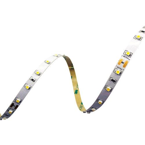 Kit Ruban 10m blanc LED 24V avec driver 6W/m 700lm/m 4000°K