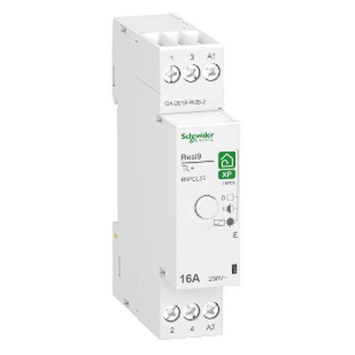 SCHNEIDER Resi9 Télérupteur silencieux 16A 1NO monophasé - R9PCL2S