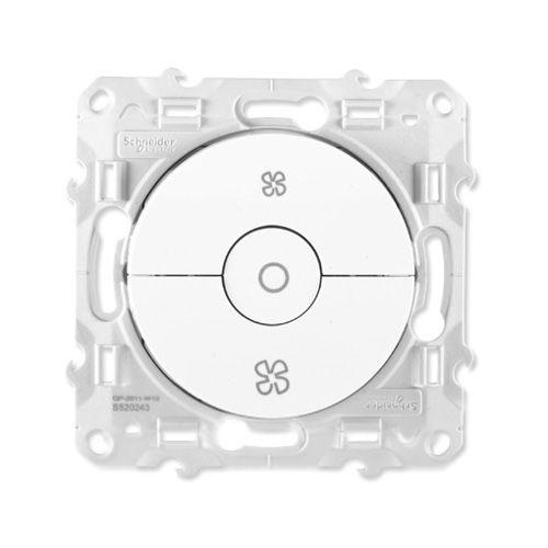 SCHNEIDER Odace Mécanisme interrupteur VV VMC+STOP