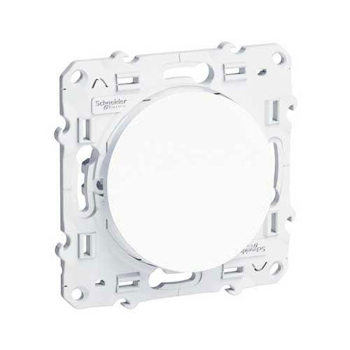 SCHNEIDER Odace Mécanisme interrupteur va et vient lumineux ou témoin - S520263