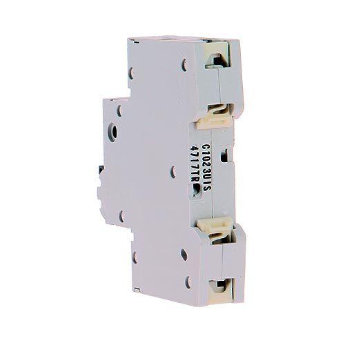 SIEMENS Disjoncteur 20A Ph+N Courbe C 4.5kA 230V - 5SL3020-7KL vu de dos