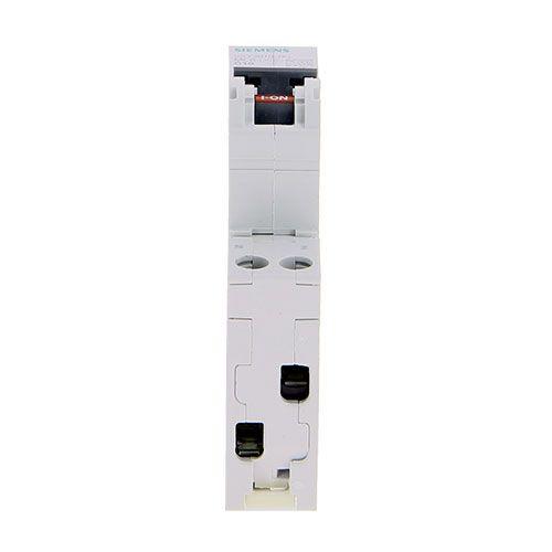 SIEMENS Disjoncteur 20A Ph+N Courbe C 4.5kA 230V - 5SL3020-7KL vu de dessus