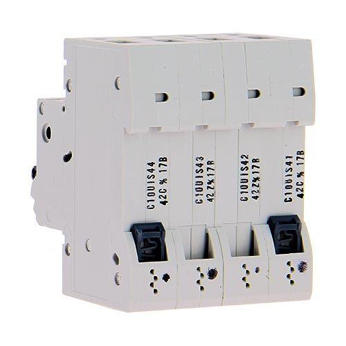 SIEMENS neutre 10A Disjoncteur électrique phase