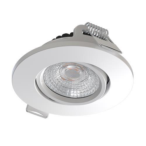 SOLUM Libra Spot LED BBC encastrable orientable dimmable 6W 600lm CCT blanc - S0050690D