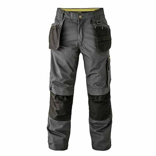 STANLEY Pantalon de travail multipoche Newark long renforts Cordura T44 - 98181