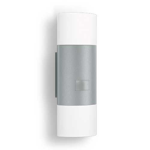 STEINEL Luminaire extérieur LED à détection Argent