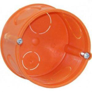 CAPRI Capribox Boîte d'encastrement à sceller J12 avec vis rouge P40