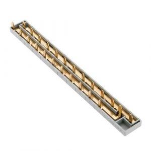 SIEMENS Peigne d'alimentation 13 modules horizontal horizontal