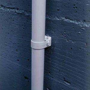 ING FIXATIONS Fix-ring+ Fixation pour tubes et gaines Diamètre 20 - Boîte de 100
