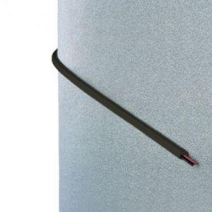 NOFIX Cablefix Gaine adhésive 5,5 x 5 mm - Marron