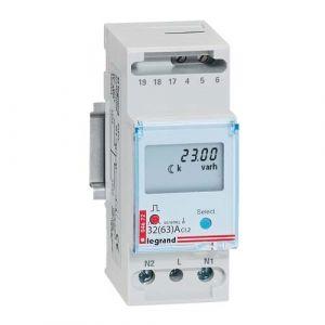 LEGRAND EMDX³ Compteur d'énergie monophasé direct 63A - 004672