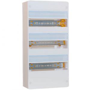 LEGRAND Drivia Tableau électrique 13 modules nu 3 rangées