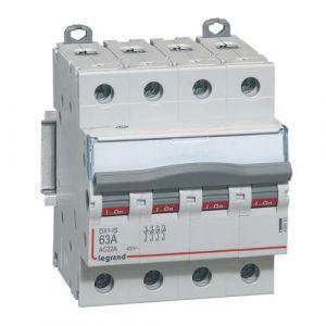 LEGRAND Interrupteur sectionneur de tête 4P 400V 63A 4M - 406481