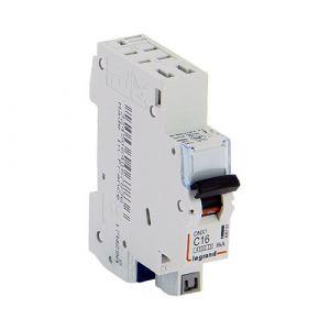 LEGRAND Disjoncteur électrique DNX3 16A bornes AUTO