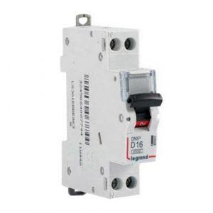 LEGRAND DNX3 Disjoncteur électrique 16A courbe D - 406802