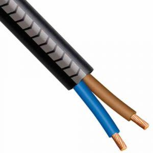 Câble électrique R2V 2x16mm² B/M - Prix au mètre