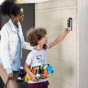 PHILIPS Visiophone connecté au design soigné - 531002