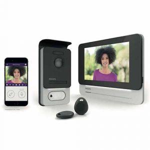 Visiophone connecté WelcomEye Connect écran tactil 7
