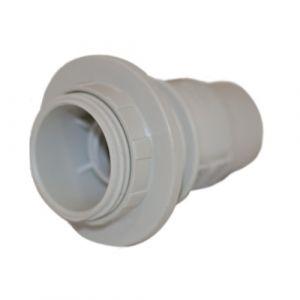 Douille thermoplastique E14 simple bague