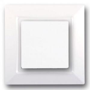 SIEMENS Delta One Interrupteur va et vient complet - Blanc