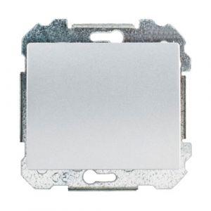 SIEMENS Delta Iris Mécanisme interrupteur poussoir - Silver